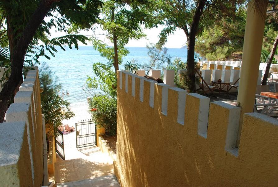 Letovanje Grcka Potos