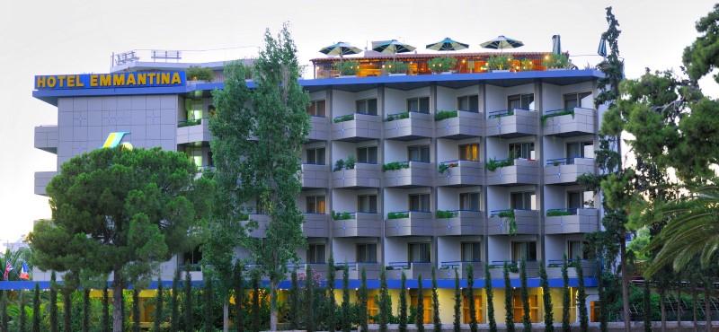 letnje putovanje glifada hoteli