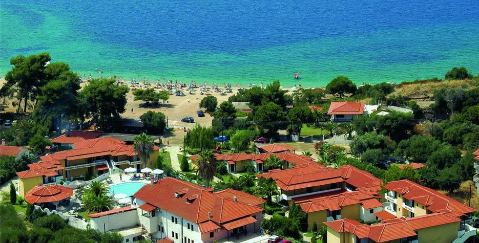Letovanje Grcka Neos-Marmaras