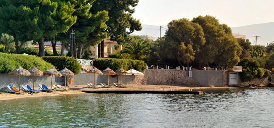 Letovanje Grcka Eretria