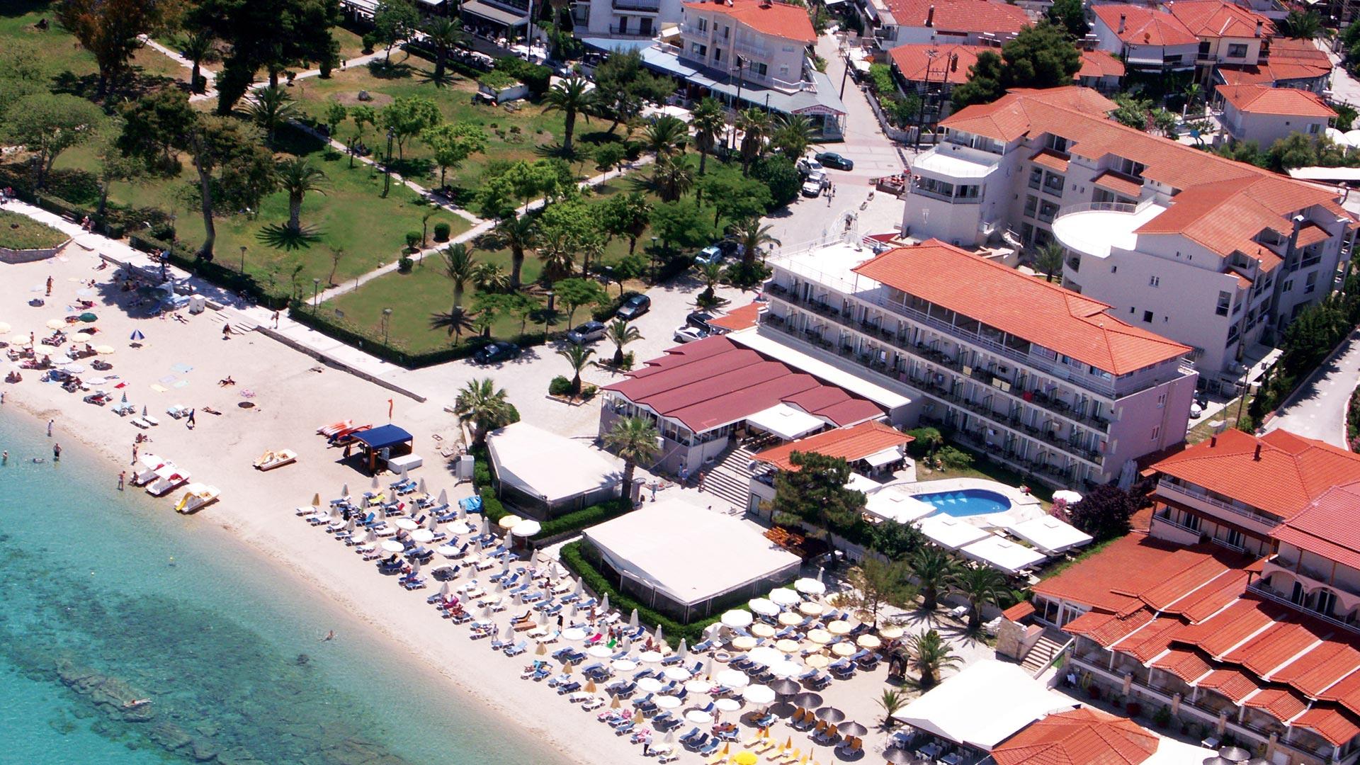 Hotel Hanioti Grand Otel Grcka Letovanje 2020