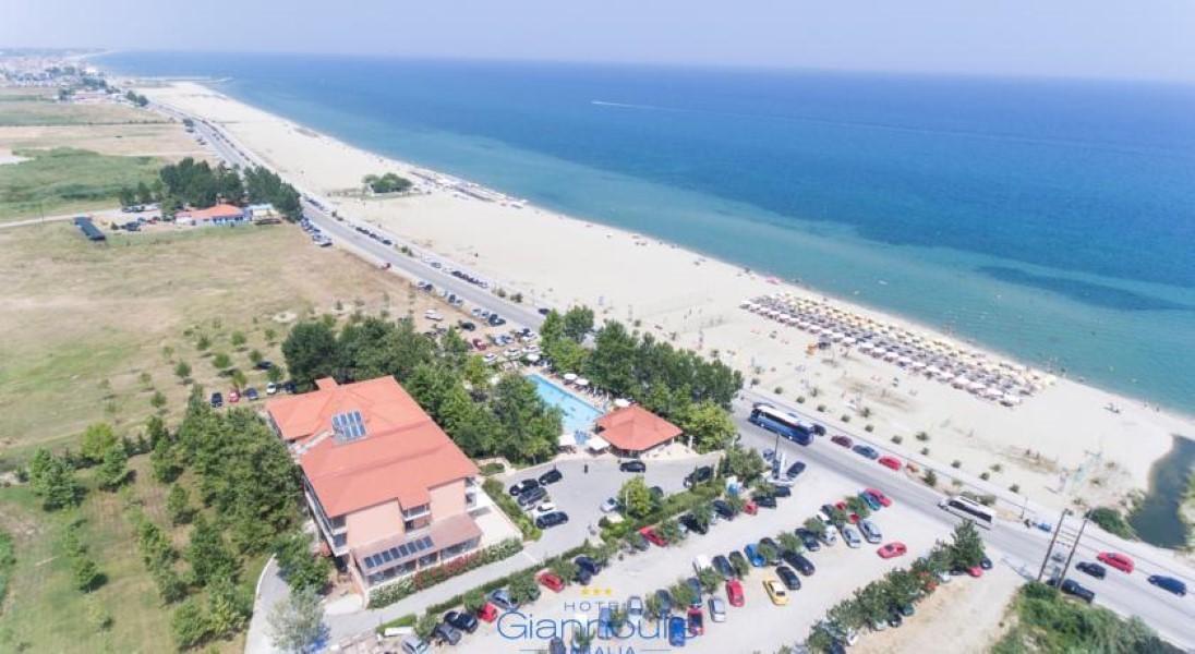 Letovanje Grcka Olympic-Beach