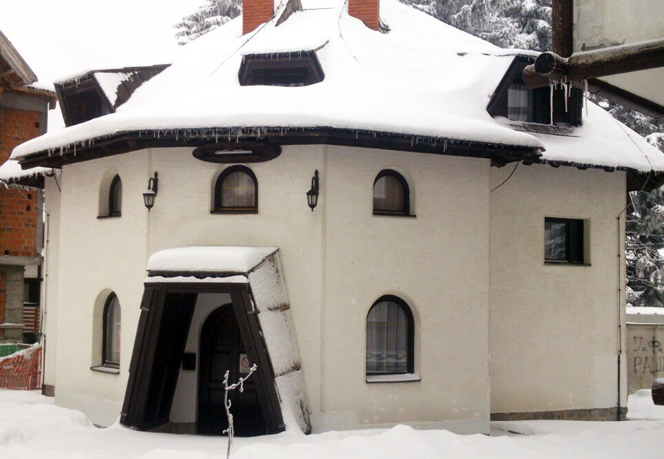 Zima Srbija