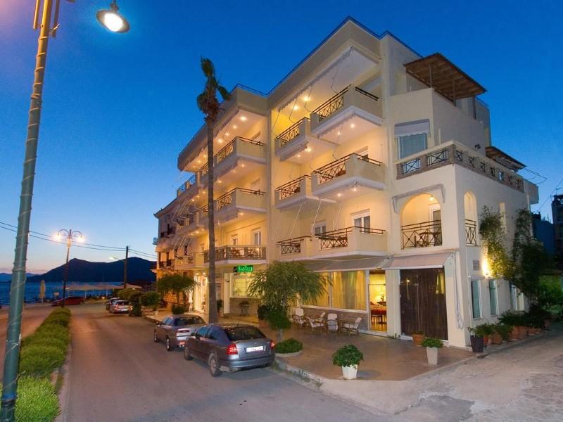 Evia Edipsos App/Hotel Kiapeku