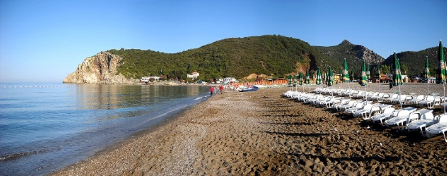 Plaža Čanj