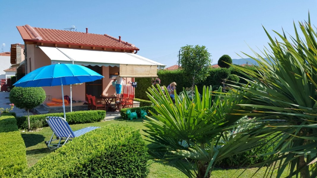 Nea Vrasna Vila Christina Village Luxury