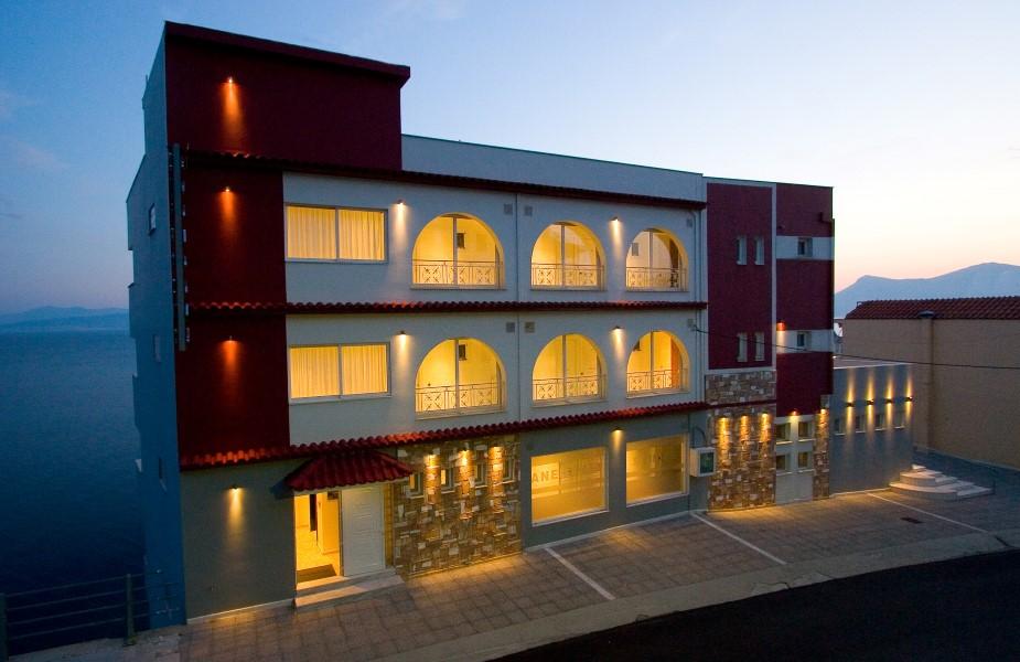 Evia Edipsos App/Hotel Anemolia