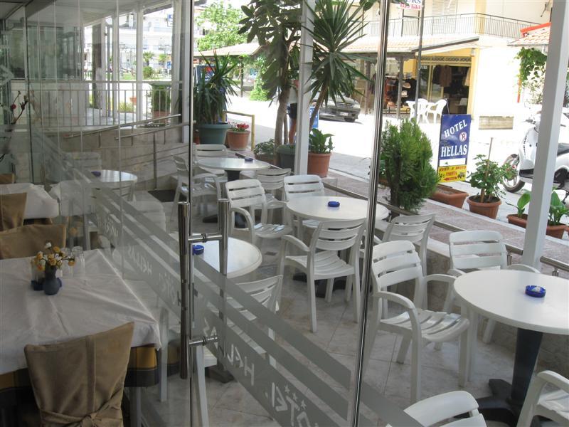 Paralia App/Hotel Hellas