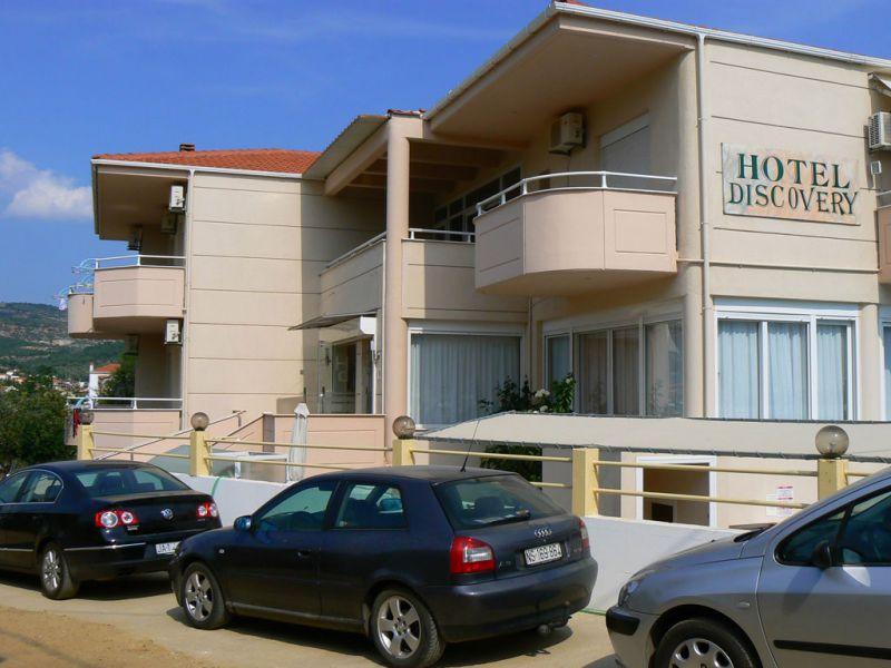 Tasos App Hotel Discovery