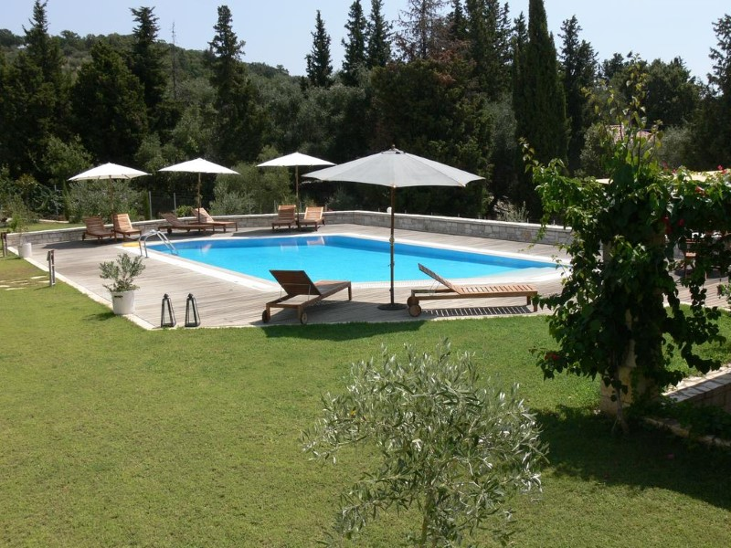 Sivota Vila Alkyon Luxury Resort